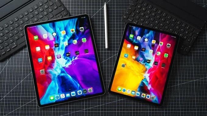 Ipad Pro 2021 thể hiện sự nổi bật về công nghệ khi hỗ trợ kết nối 5G