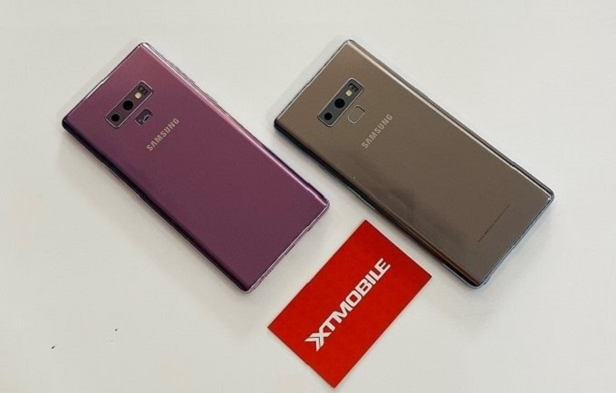 Galaxy Note 9 được đánh giá cao về thiết kế nam tính