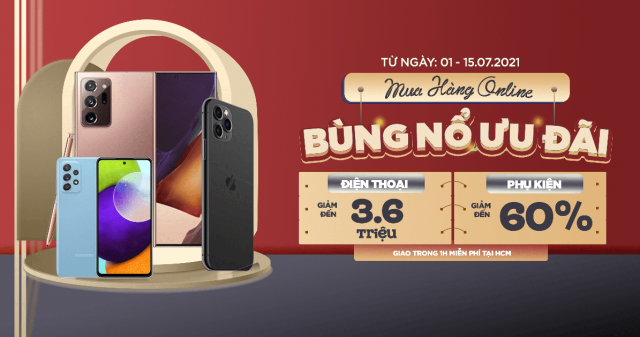 Mua Online - Nhiều ưu đãi: Galaxy Note 20 Ultra, iPhone 11 Pro Max, iPad Gen 8 giảm đến 3,6 triệu