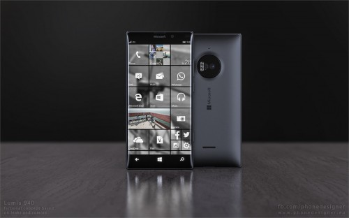 Rò rỉ loạt thông số đáng chú ý của bộ đôi 'bom tấn' Lumia cao giá hơn cả iPhone 6