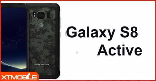 """Samsung Galaxy S8 Active đạt chứng nhận độ bền """"chuẩn quân đội"""""""