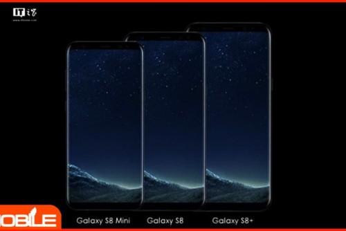 Lộ diện Samsung Galaxy S8 Mini với màn hình 5.3 inch cùng con chip Snapdragon 821
