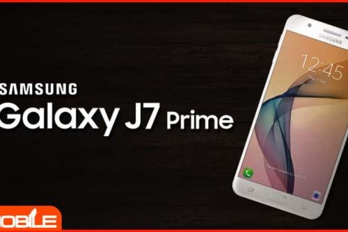 Samsung Galaxy J7 Prime chuẩn bị đón bản cập nhật Android 7.0 Nougat