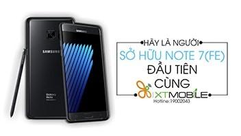 Công bố giá bán chính thức Samsung Galaxy Note FE (FAN EDITION)