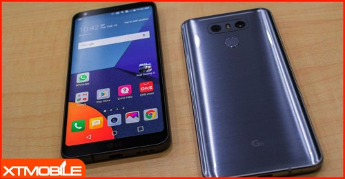 LG G7 chuẩn bị ra mắt vào tháng 1 năm sau