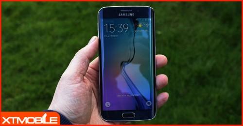 Samsung Galaxy S6 Edge Au Nhật (SCV31)