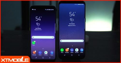 Hướng dẫn kích hoạt nút Home ảo trên Galaxy S8, S8 Plus