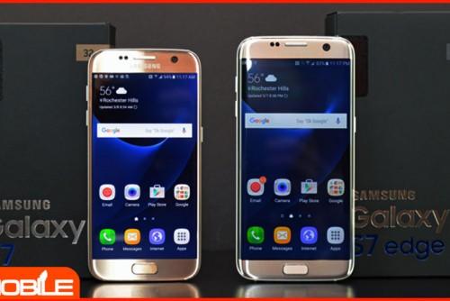 Nên chọn Galaxy S7, S7 Edge chạy Snapdragon 820 hay Exynos 8890?