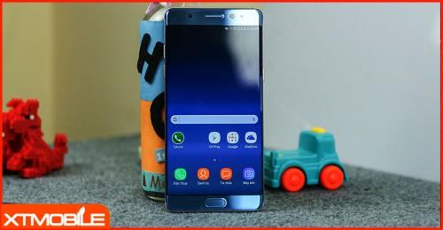 5 Lý do nên mua Galaxy Note FE dù là một iFan