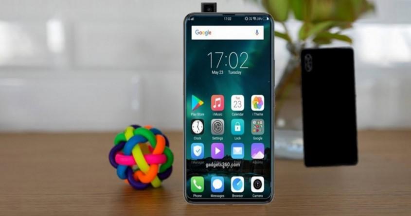 Vivo Nex S (8GB/ 256GB): 'Bom tấn' không thể bỏ lỡ trong năm 2018