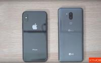 So sánh LG G7 ThinQ vs iPhone X: Đâu mới là thiết bị hoàn hảo nhất?