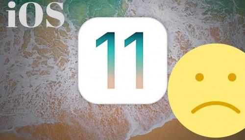 Những lỗi thường gặp trên iOS 11 và cách khắc phục