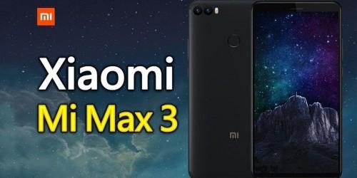 Xiaomi Mi Max 3 lộ ảnh thực tế: hai phiên bản, ra mắt vào 19/7