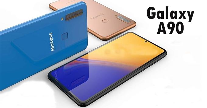 Galaxy A90 sẽ không có thiết kế camera trượt