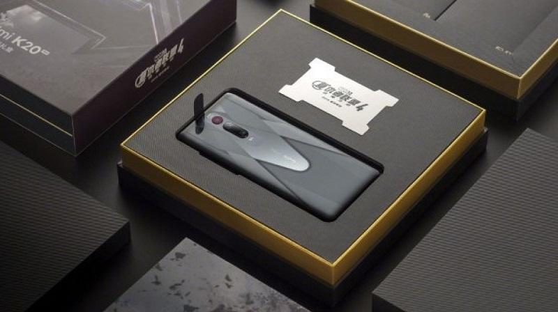 Redmi K20 Pro Marvel Hero Limited Edition sẽ được bán ra kèm với hộp đựng có chứa nội dung liên quan đến Avengers
