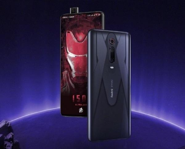 Điện thoại Redmi K20 Pro Marvel Hero Limited Edition là phiên bản giới hạn