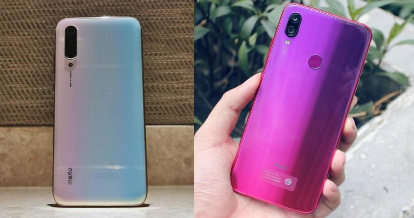 Mi CC9e và Redmi Note 7: Smartphone giá rẻ Xiaomi lần đầu đụng độ