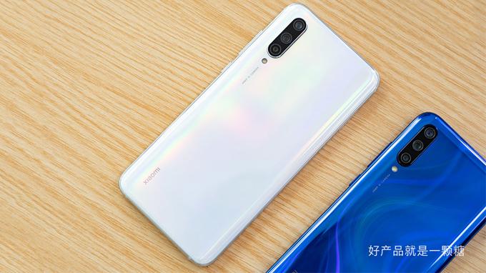 Xiaomi CC9 được tích hợp hệ thống 3 camera phía sau