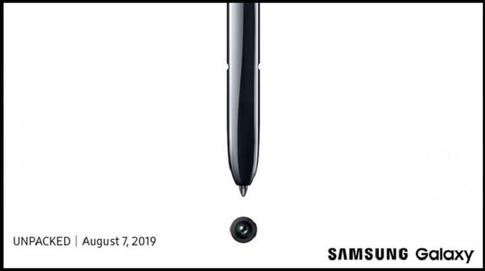 Thông tin về Galaxy Note 10 sẽ sáng tỏ vào ngày ra mắt