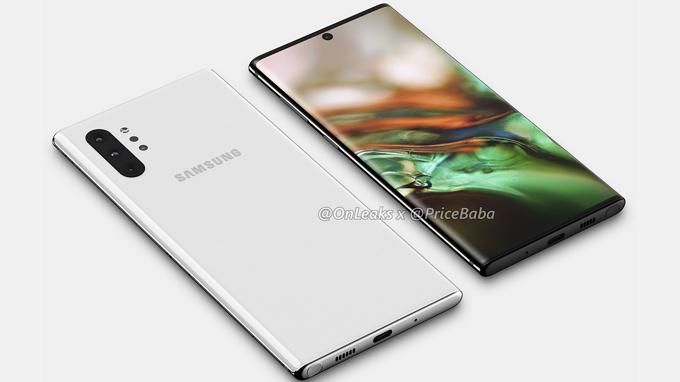 Lý do giá Galaxy Note 10 tăng mạnh