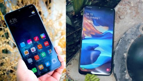 So sánh Galaxy A50 và Mi CC9: Đi tìm điện thoại giá dưới 7 triệu tốt nhất