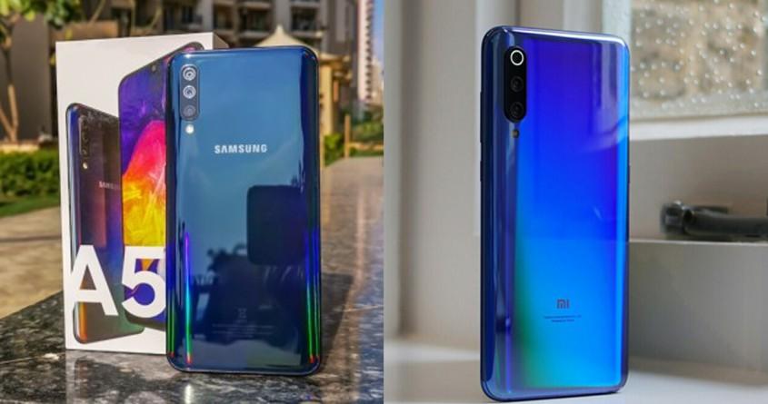 So sánh Galaxy A50 và Xiaomi Mi 9: Lựa chọn nào sẽ phù hợp cho bạn?