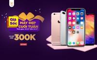 Redmi Note 7 Pro 'ăn ké' iPhone 7 Plus, iPhone X ưu đãi đến gần 300K