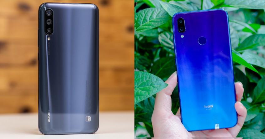 Xiaomi Mi A3 và Redmi Note 7: Nâng cấp tương xứng với giá bán