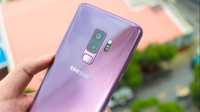 Camera Galaxy S9 Plus đánh giá cao