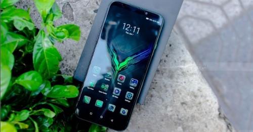 Black Shark 2 Pro dùng chip Snapdragon 855+, ra mắt ngày 30/07