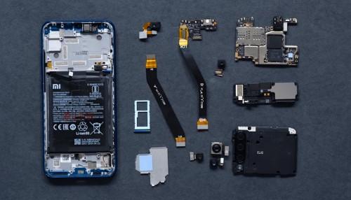 Xiaomi tự tay mổ bụng Xiaomi Mi A3, khám phá camera cực chất