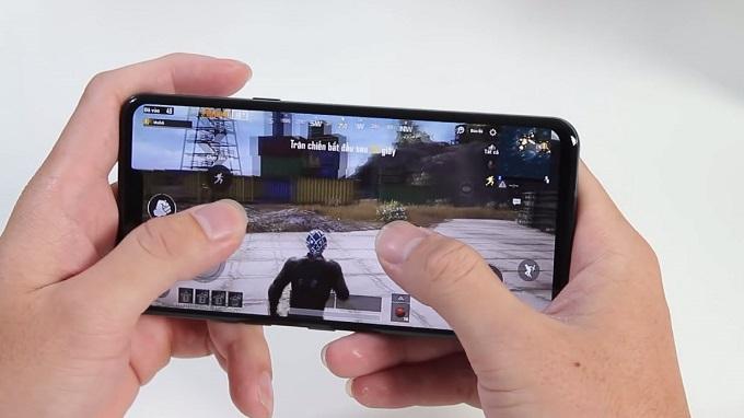 LG G8 128GB Mỹ được cung cấp sức mạnh từ bộ xử lý Snapdragon 855