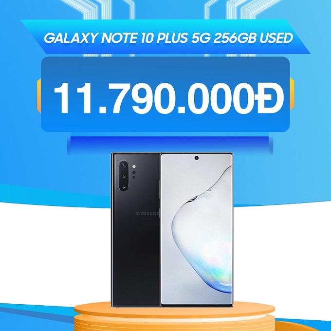 Samsung Galaxy Note 10 Plus 5G giá chỉ từ 11.7 triệu