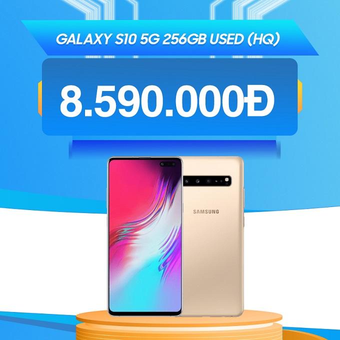 Samsung Galaxy S10 5G giá chỉ từ 8.5 triệu