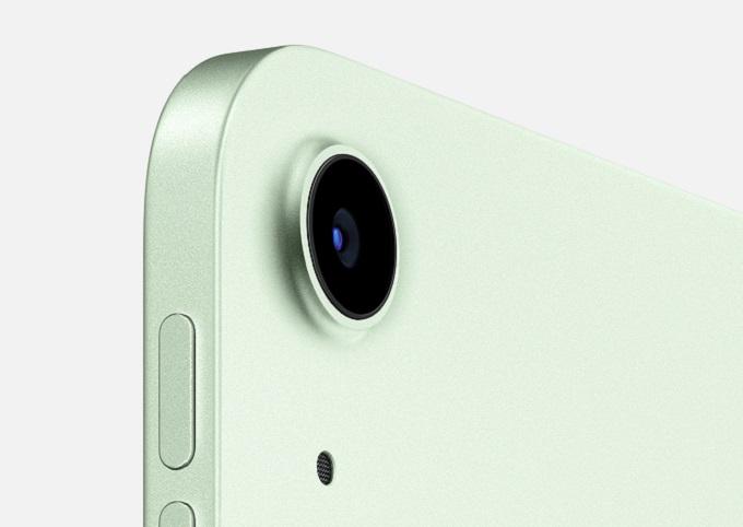Camera iPad Air 4 được nâng cấp rõ rệt so với thế hệ trước đó
