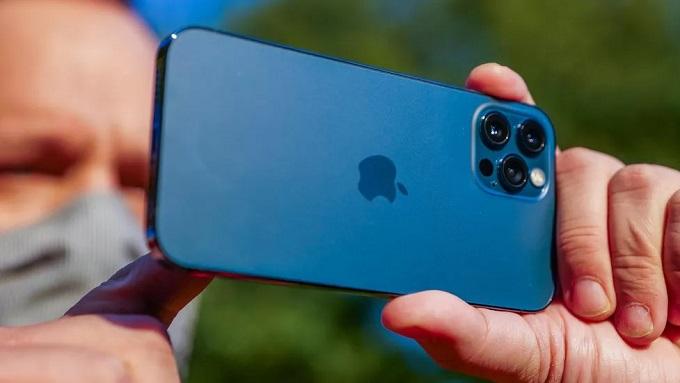 Camera chính là điểm nâng cấp đáng giá iPhone 12 Pro Max 512GB VN/A
