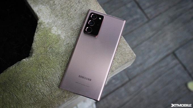 Hiệu năng Galaxy Note 20 Ultra 5G Hàn cũ khá mạnh mẽ