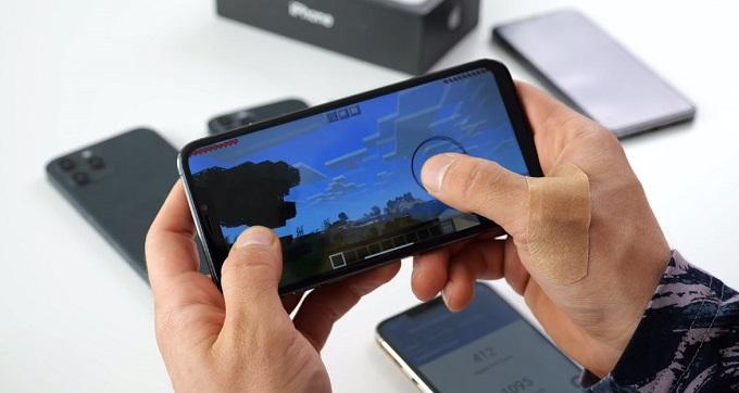 iPhone 12 Pro Max 512GB VN/A được cung cấp sức mạnh từ chip A 14 Bionic hoàn toàn mới