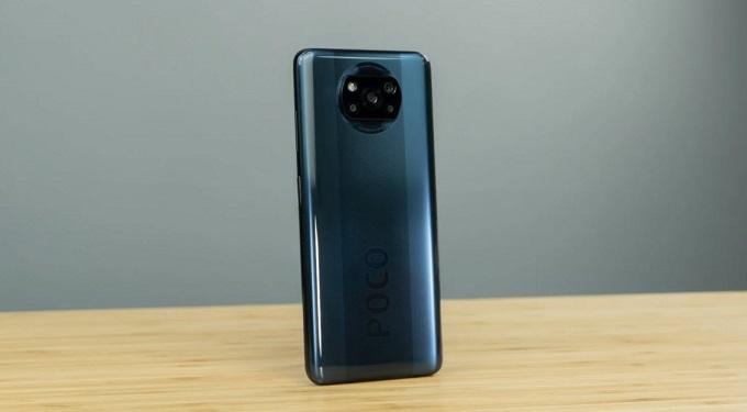 Xiaomi Poco X3 là mẫu smartphone đầu tiên được trang bị chip 732G