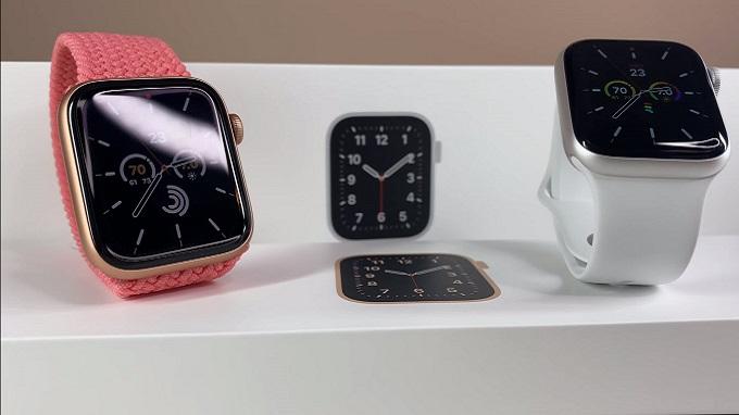 Apple Watch SE 44mm (GPS) giá rẻ còn được trang bị thêm dây đeo Solo Loop với 6 tùy chọn màu sắc khác nhau