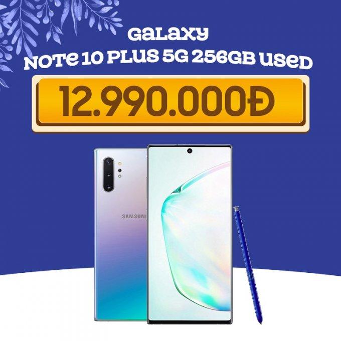Samsung Galaxy Note 10 Plus giá chỉ còn 12.9 triệu
