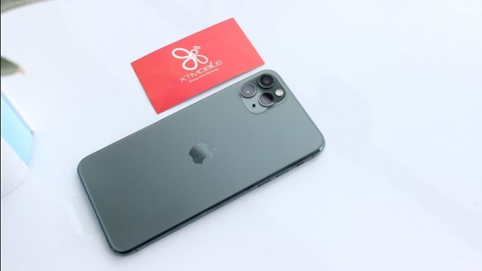 iPhone 11 Pro Max sở hữu thiết kế sang trọng, cấu hình mạnh mẽ