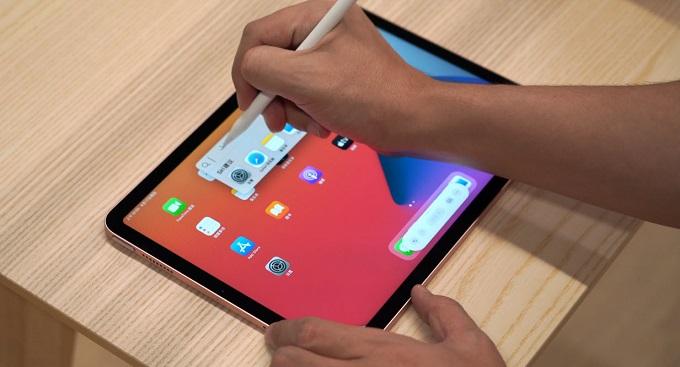 iPad Air 4 (2020) 256GB được trang bị chipset mới và mạnh mẽ nhất ở thời điểm hiện tại là A14 Bionic.