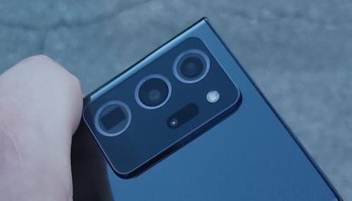 Bộ đôi Galaxy Note 20, Galaxy Note 20 Ultra xuất hiện ngoài đời thực đẹp đến khó cưỡng