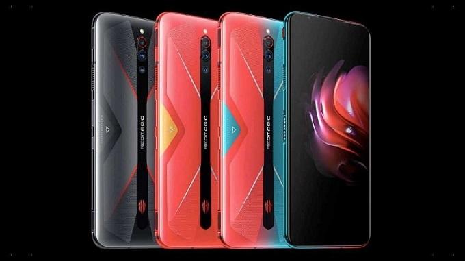 Red Magic 5S.sẽ sở hữu chip Snapdragon 865+, màn hình có tốc độ làm mới khung hình 144 Hz