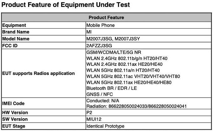 Xiaomi Mi 10T Pro đã liên tiếp đạt được 2 chứng nhận quan trọng từ BIS và FCC tại Mỹ