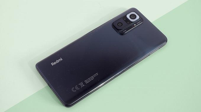 Redmi Note 10 Pro sở hữu camera chính 108MP vượt trội