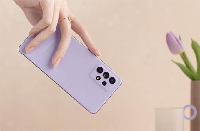 Giá bán Galaxy A52s 5G bất ngờ lộ diện trước thềm ra mắt
