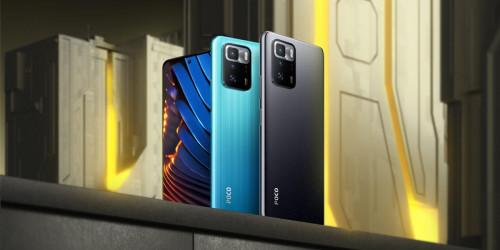 Poco X3 GT ra mắt tại Việt Nam giá từ 7,9 triệu, chip Dimensity 1100 5G