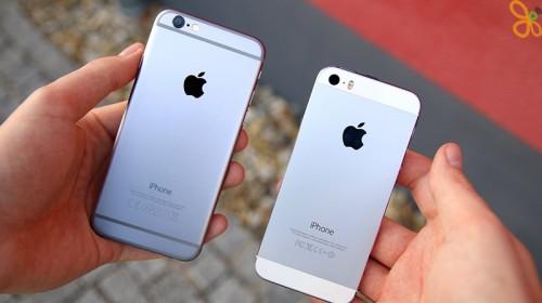 Tại sao nên chọn iPhone 5S thay vì iPhone 6S?